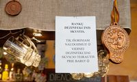 Baruose, restoranuose, klubuose bus privaloma registruotis