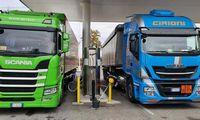 Startuolis teiks metanu varomo transporto patrauklumą didinančius pasiūlymus