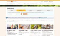 """""""Swedbank"""" leido klientams naudoti biometriką ir interneto banke"""