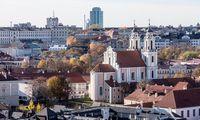 """Užsakymą atnaujinti Šv. Kotrynos bažnyčią Vilniuje gavo """"Statybų kodas"""""""