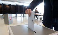 Antrajame ture iš anksto balsuojama dvigubai aktyviau nei pirmajame