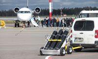 Vyriausybė nori virtualios nacionalinės oro bendrovės už 35 mln. Eur
