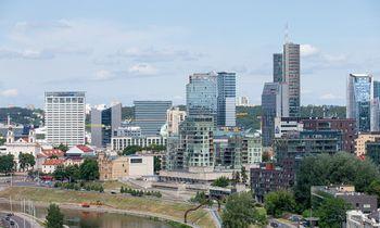 Vilniaus biurų nuomininkų derybinės pozicijos stiprėja, tačiau skubos nebėra