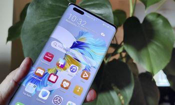 """""""Huawei"""" pristatė """"Mate 40"""" seriją, klausimai dėl lustų lieka neatsakyti"""