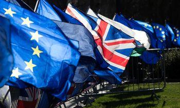 ES ir JK atnaujina intensyvias derybas, artėjant pereinamojo laikotarpio pabaigai