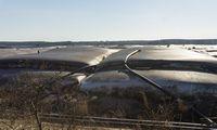 Prokurorai nutraukė tyrimą dėl taršos Klaipėdos uoste
