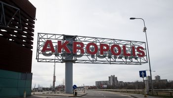 """""""Akropolis Group"""" turi naują vadovą"""