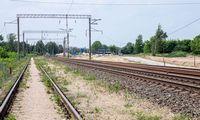 """Pasiūlytos keturios galimos """"Rail Balticos"""" trasos iki Vilniaus"""