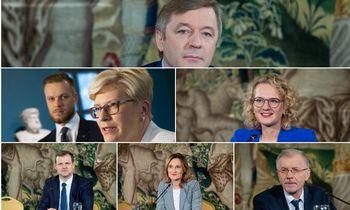 Komunikacijos arkliukas Seimo rinkimuose: dėlioja pliusus ir minusus