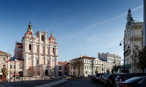 A. Kuraitis Vilniaus senamiestyje imasi naujo NT projekto