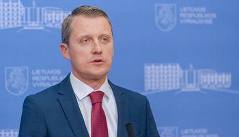 Prekyba elektra su Rusija turėtų sumažėti, žada ministras Ž. Vaičiūnas