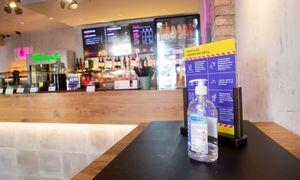 A. Veryga: galimą sąlytį nustatanti mobilioji programėlė nepakeis registracijos kavinėse