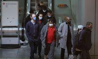 ES sveikatos agentūra: epidemiologinė padėtis Bendrijoje ir JK kelia didelį susirūpinimą