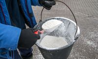 """Techninės druskos tiekėjai """"Baltkalis"""" keliama bankroto byla"""