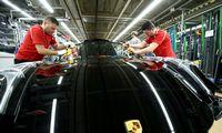 Ekonominis aktyvumas euro zonoje vėl silpnėja