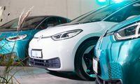Įmonės pirmą dieną pateikė paraiškų už 600.000 Eur elektromobilių subsidijoms
