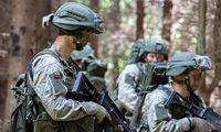 Kone visos pagrindinės partijos žada didinti gynybos finansavimą