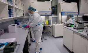 Vėl fiksuotas paros koronaviruso atvejų rekordas – 442, mirė vienas žmogus