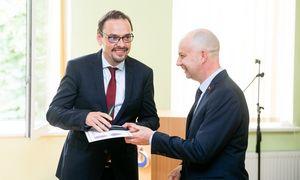 NVSC vadovas: finansavimo klausimas keltas nuolat, tačiau buvo siūloma optimizuotis