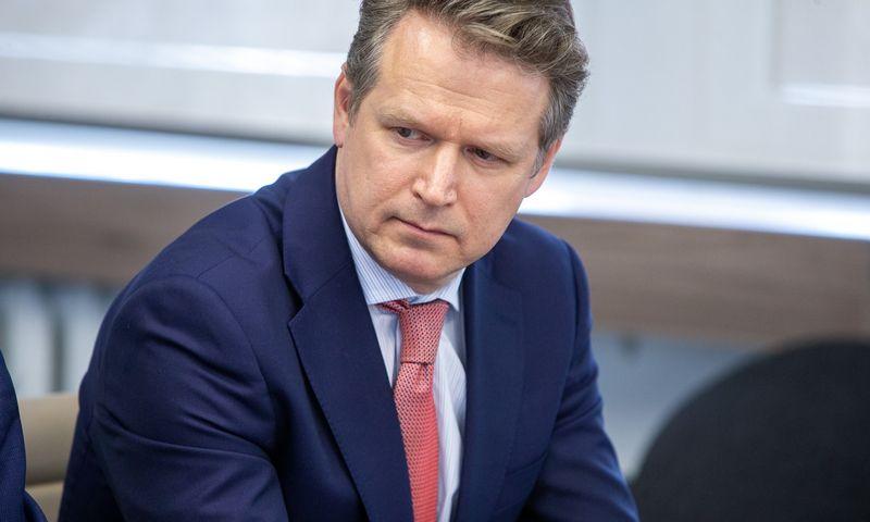 """Darius Daubaras, """"Ignitis grupės"""" stebėtojų tarybos pirmininkas. Vladimiro Ivanovo (VŽ) nuotr."""