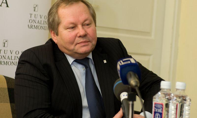 Gintaras Ugianskis, buvęs Ūkio banko valdybos pirmininkas, 2009 m. nuotrauka. Herkaus Milaševičiaus nuotr.