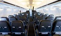 COVID-19 plitimas lėktuve: saugu kaip parduotuvėje