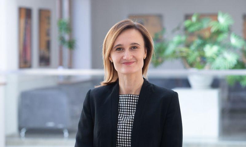 Viktorija Čmilytė-Nielsen, Seimo narė. Juditos Grigelytės (VŽ) nuotr.