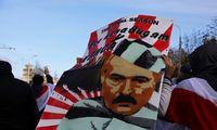 Baltarusiai protestuoja prieš A. Lukašenką, sulaikyta per 100asmenų