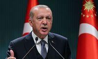 Turkijos prezidentas ragina boikotuoti prancūziškas prekes