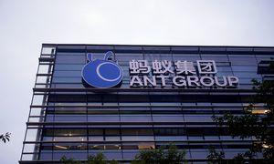 """Kinijos milžinė """"Ant Group"""" planuoja rekordinį IPO ir ketina surinkti 34 mlrd. USD"""