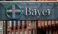 """""""Bayer"""" planuoja įsigyti JAV biotechnologijų įmonę """"AskBio"""" už 4 mlrd. USD"""