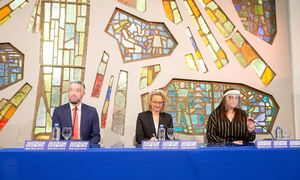 A. Armonaitė: prioritetai bus švietimas, ekonomika ir žmogaus teisės