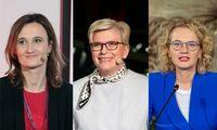 Rinkimų akcentai užsienio žiniasklaidoje: moterų vedama koalicija ir išliksianti lyderystė Baltarusijos klausimu