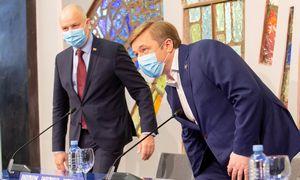 """R. Karbauskis: """"Valdančioji dauguma bus įtampoje"""""""