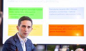 T. Povilauskas: didesnių mokesčių pokyčių galima tikėtis 2022 m.