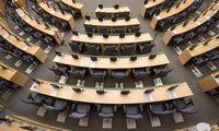 141 mandatas: visi išrinkti Seimo nariai
