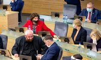 Po rinkimų Seime dirbs daugiau moterų nei iki šiol