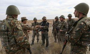 Armėnija ir Azerbaidžanas dar kartą susitarė dėl paliaubų