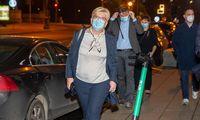 Opoziciniai konservatoriai laimėjo Seimo rinkimus ir buria koaliciją su liberalais