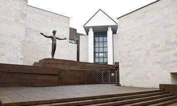 M. Žilinsko dailės galerija įtraukta į Kultūros vertybių registrą
