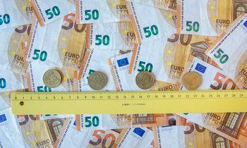 Nustatytą pelningumą pernai pasiekė kas antra valstybės įmonė