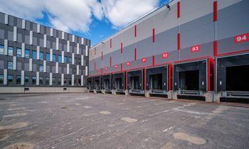 """""""YIT Lietuva""""už 40 mln. Eur pastatė""""Rimi"""" logistikos centrą"""