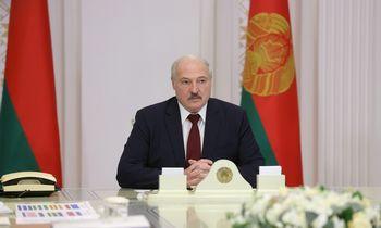 """A. Lukašenka apkaltino Baltarusijos protestų dalyvius """"teroristiniais"""" veiksmais"""