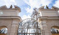 Paskelbė Vilniaus Sapiegų parko tvarkymo architektūros konkursą