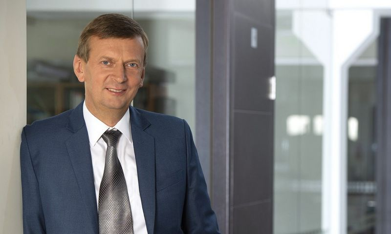 """Dainius Dundulis, """"Rivonos"""" generalinis direktorius ir """"Norfos"""" įmonių grupės pagrindinis akcininkas"""