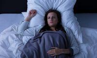 Ką daryti, kai slogios mintys neleidžia užmigti