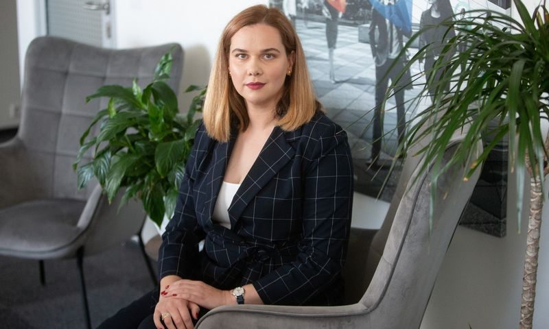 """Božena Petikonis-Šabanienė, personalo atrankos, įdarbinimo paslaugų UAB """"Manpower Lit"""" direktorė: """"Pagrindiniai darbdavių lūkesčiai kandidatams išliko tie patys – patirtis arba gebėjimai, reikalingi darbui atlikti."""" Vladimiro Ivanovo (VŽ) nuotr."""