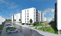 """""""SKV-Valda"""" sostinės Pilaitėje suplanavo 188 butus"""