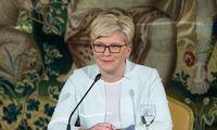I. Šimonytė tikisi, kad ministrų kandidatūros buspaskelbtos iki lapkričio vidurio