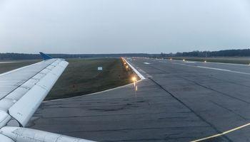 Palangos oro uosto rekonstrukcijai – 18,6 mln. Eur iš valstybės biudžeto